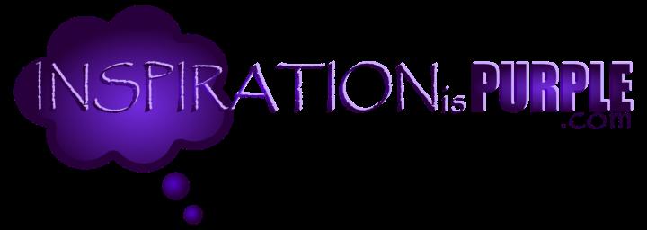 InspirationisPurple Text Logo